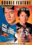 Jackie Chans First Strike / Mr. Nice Guy (Double Feature)