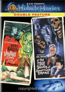Voodoo Island / The Four Skulls Of Jonathan Drake (Double Feature)