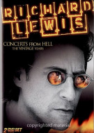 Richard Lewis:  Concerts From Hell - The Vintage Years