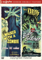 I Walked With A Zombie / Body Snatcher, The (Double Feature)
