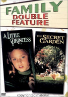 Little Princess / Secret Garden (2-Pack)