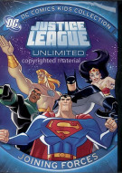 Justice League Unlimited: Season 1, Volume 2