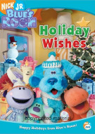 Blues Clues: Blues Room - Holiday Wishes