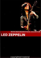 Led Zeppelin: Music Box Biographical Collection