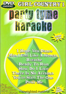Party Tyme Karaoke: Girl Country 1