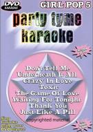 Party Tyme Karaoke: Girl Pop 5