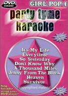 Party Tyme Karaoke: Girl Pop 4
