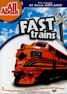 All About Fast Trains & Airplanes