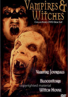 Vampires & Witches Collectors DVD Box Set