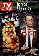 TV Guide Horror Classics: Dementia 13 / Frozen Alive