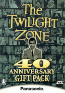 Twilight Zone 40th Anniversary Gift Pack, The