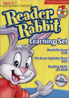 Reader Rabbit Learning Set