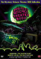 Mystery Science Theater 3000 Collection: Volume 8