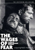 Wages Of Fear, The: Fully Restored Special Edition - The Criterion Collection