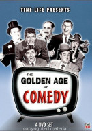 Golden Age Of Comedy Box Set, The