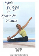 Sybels Yoga For Sports & Fitness: Volume 2
