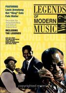 Legends Of Modern Music:  Louis Armstrong / Nat King Cole / Fats Waller - Vol 2