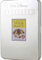 Adventures Of Spin & Marty, The: The Mickey Mouse Club: Walt Disney Treasures Limited Edition Tin