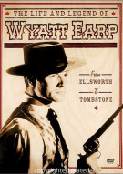 Life And Legend Of Wyatt Earp, The : From Ellsworth To Tombstone (4 DVD)