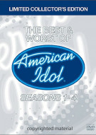 Best And Worst Of American Idol, The: Seasons 1 - 4