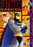 Batman: The Animated Series - Volume 1-4
