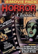 Horror Classics 4 Pack Vol. 1