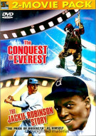 Conquest Of Everest, The / The Jackie Robinson Story (Double Feature)