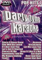 Party Tyme Karaoke: Pop Hits 7