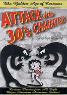 Golden Age Of Cartoons, The: Attack Of The 30's Characters