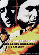 One Armed Swordsmen / One Armed Swordsmen VS. 9 Killers (Double Feature)