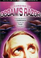 According To Occams Razor