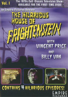 Hilarious House Of Frightenstein, The: Vol. 1