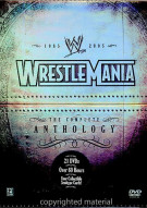 WWE: Wrestlemania: The Complete Anthology