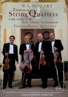 W.A. Mozart: Famous String Quartets