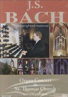 J.S. Bach: Organ Concert In St. Thomas Church