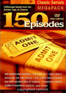 Classic Serials Mega Pack: 150 Episodes