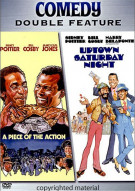 Piece Of The Action, A / Uptown Saturday Night (Double Feature)