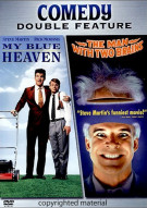My Blue Heaven / The Man With Two Brains (Double Feature)
