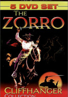 Zorro Cliffhanger Collection, The