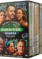 Survivor 4 Pack