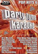 Party Tyme Karaoke: Pop Hits 6