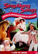 Sing Along Songs: Supercalifragilisticexpialidocious