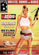 Bullets, Bombs And Babes: Savage Beach / Enemy Gold / Return To Savage Beach
