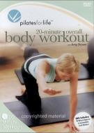 Pilates For Life: 20 Minute Overall Body Workout