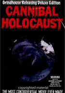 Cannibal Holocaust (Deluxe Edition)