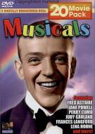 Musicals: 20 Movie Pack