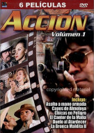 6 Peliculas: Accion - Volumen 1