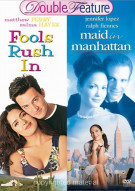 Maid in Manhattan / Fools Rush In (2-Pack)