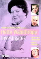 Hetty Wainthropp Investigates: The Complete Third Series