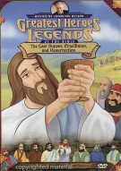 Greatest Heroes And Legends Of The Bible: The Last Supper / The Crucifixion / The Resurrection